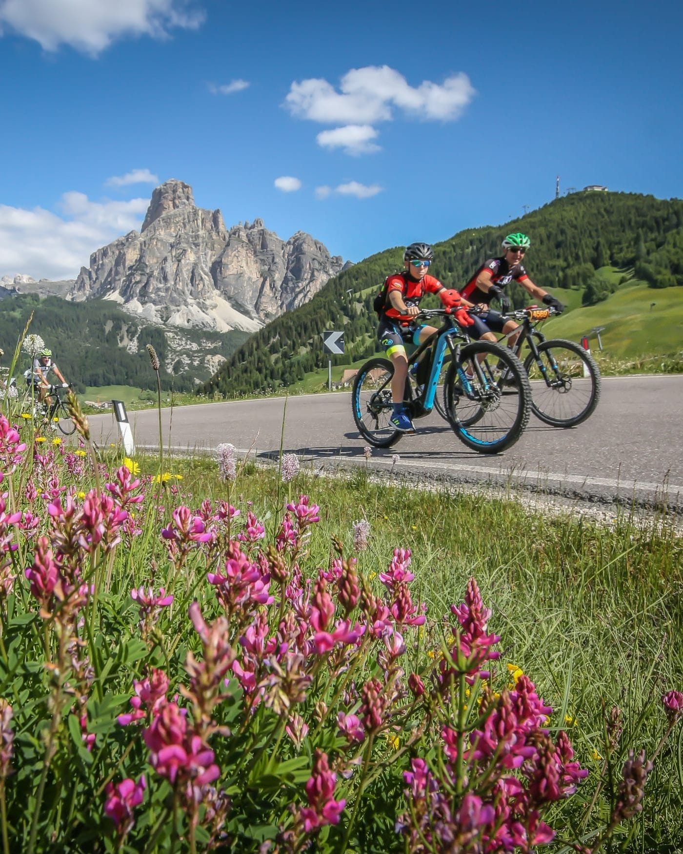 Dolomites bike Day con e-bike